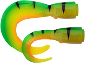 Savage Gear 3D Hard Eel Spare Tails 25 cm